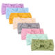 22 Colors Soft Stretchy Nylon Turban Headbands Knot Custom Baby Bow Headband
