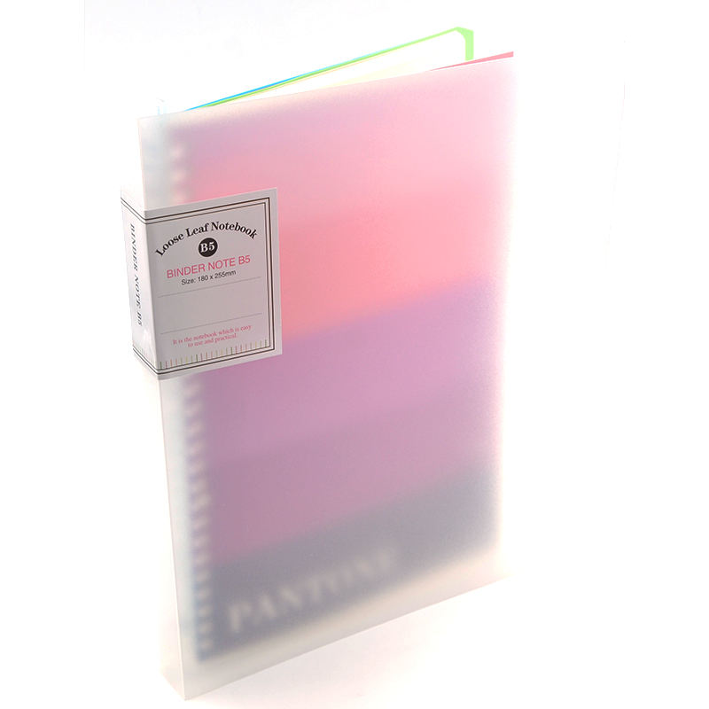 E-co Friendly Recycle Material Writing Lenticular Recipe Notebook For Note