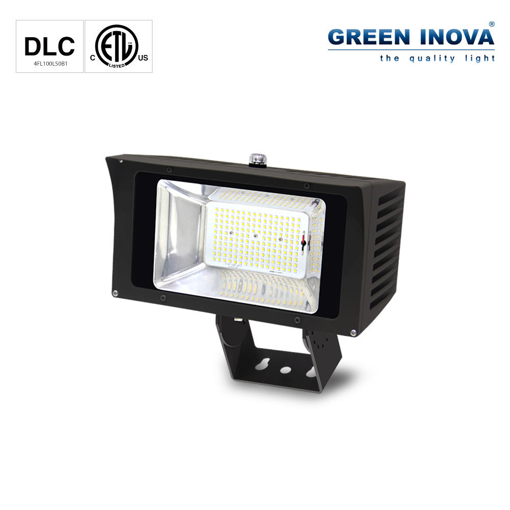 ETL DLC Premium listed 6 years warranty Bronze 2000w metal halide floodlight