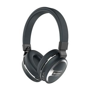 Unik Musik Stereo Headphone Silent Disco Wireless Headphone Super Nyaman Earmuff Olahraga Stereo Headphone