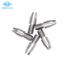 303 304 316 SS raw material cone point slot drive screw stud