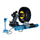 Fully automatic Heavy Duty Truck Tyre Changer