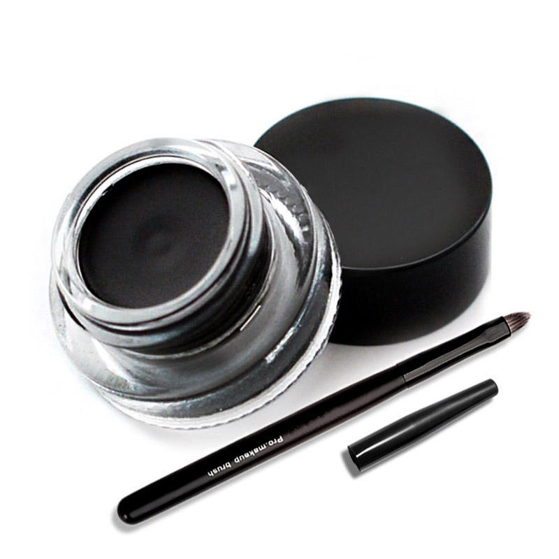 Private Label High Quality Magnetic eye liner Gel Cosmetics Magnetic Eyeliner