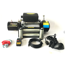 12v 12000lb 4x4 electric winch with remote
