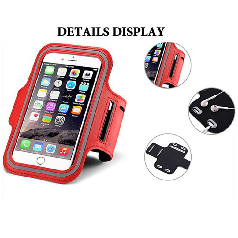 Waterproof Running Sport Armband phone case