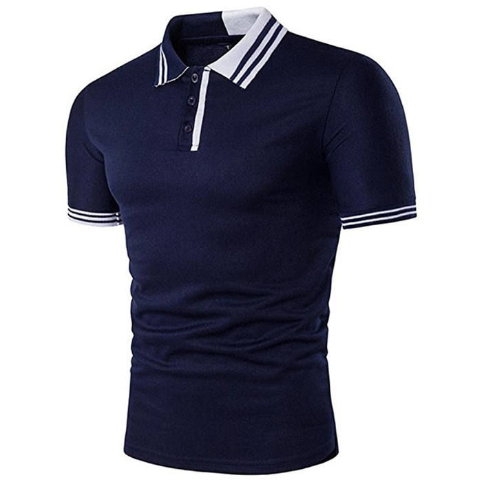 custom cotton personalised overseas polo t shirt
