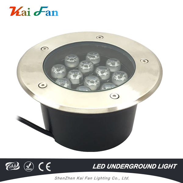 hot sale 12v stainless steel waterproof ip65 outdoor led underground light