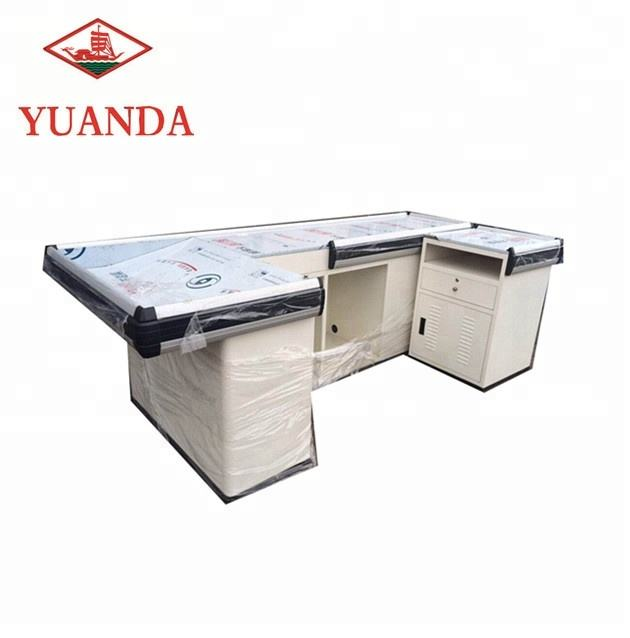 Cash counter table counter table design for sale cashier desk dimensions