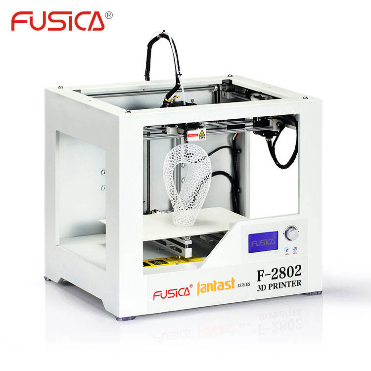 High-value high resolution high precision build size 282*180*192mm digital 3D Laser Printer