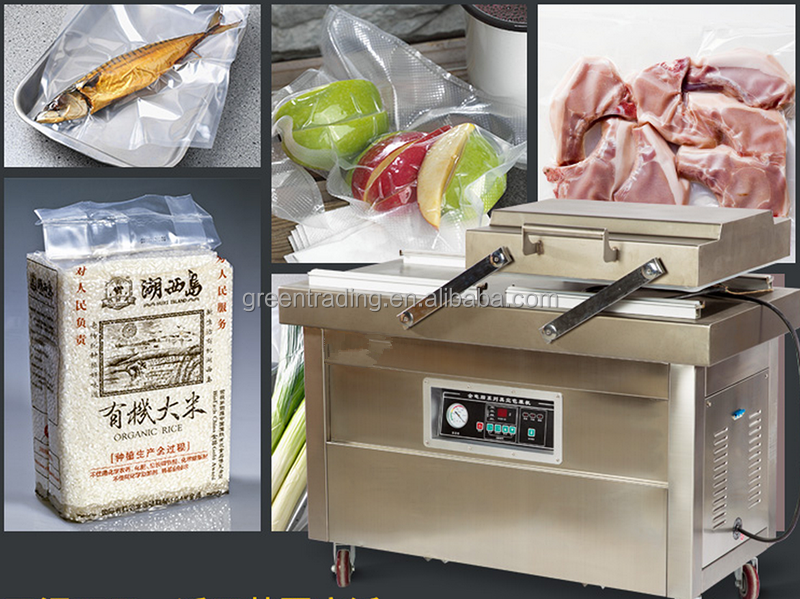 vacuum wrapping machine / vacuum packaging machine ,vacuum sealer machine