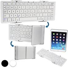 Smart Cell Phone And Tablet Bluetooth Remote Keyboard Folding Mechanical Keyboard For iOS/androids/windows