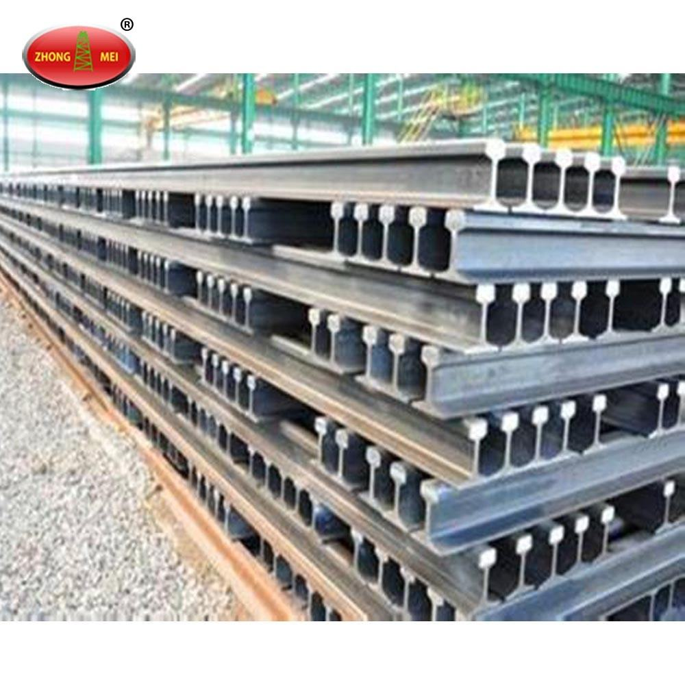 Good Quality 22kg Light Steel Rail Supplier Used In Rail Track