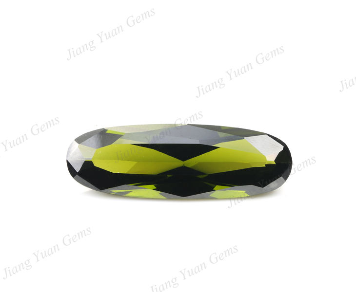 Wholesale Long length Oval Shape Gemstones For Women Jewel