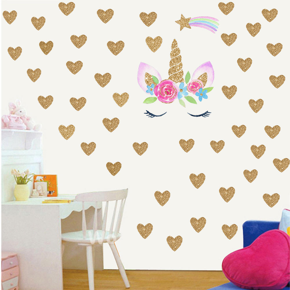 Hot selling pvc home decoration printing custom wall sticker