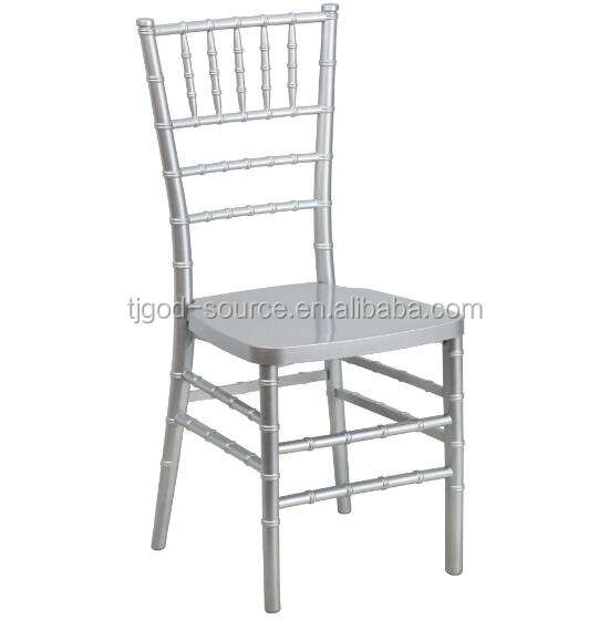 Groom Chiavari Acrylic royal wedding chair