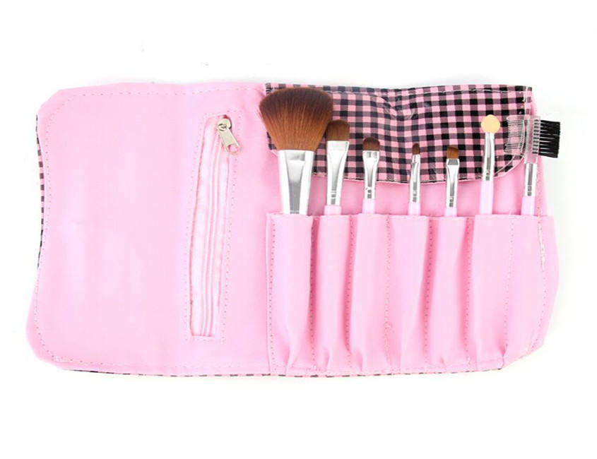 Schoonheid cosmetische borstel set make-up tas makeup tools set cosmetica tas