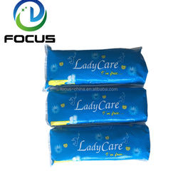 Disposable Cotton Sanitary Napkin Manufacturer Best Lady Sanitary Pad Price