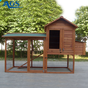 High Quality Wooden Chicken Cage