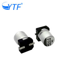 RVT Series SMD 35V 10UF Motor Start Electrolytic Capacitor