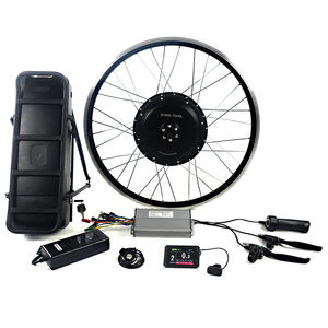 Greenpedel 48V electric bicycle e bike conversion kit 1000W