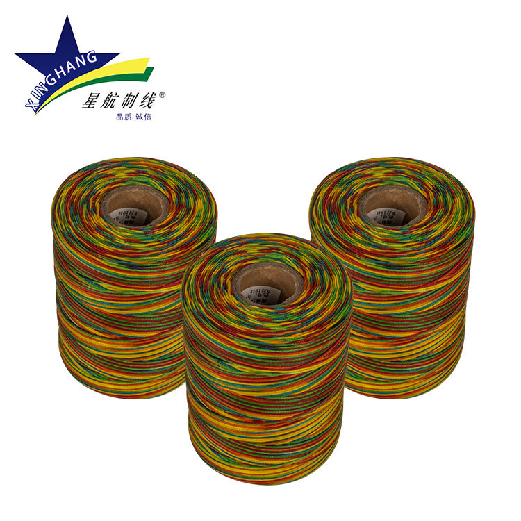 Best Quality Multicoloured Polyester Nylon Sewing Thread