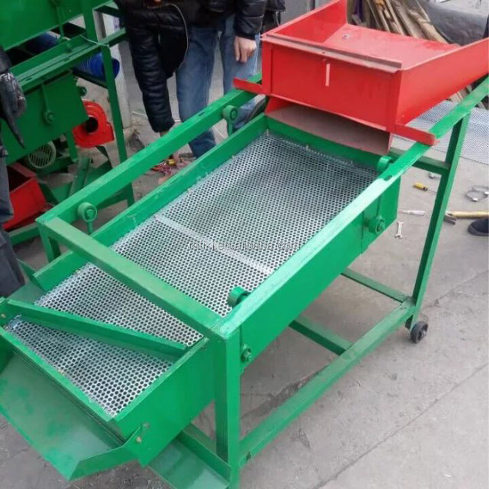 Grains Screening Machine Cereal Separating Machine Grains Sieving Machine