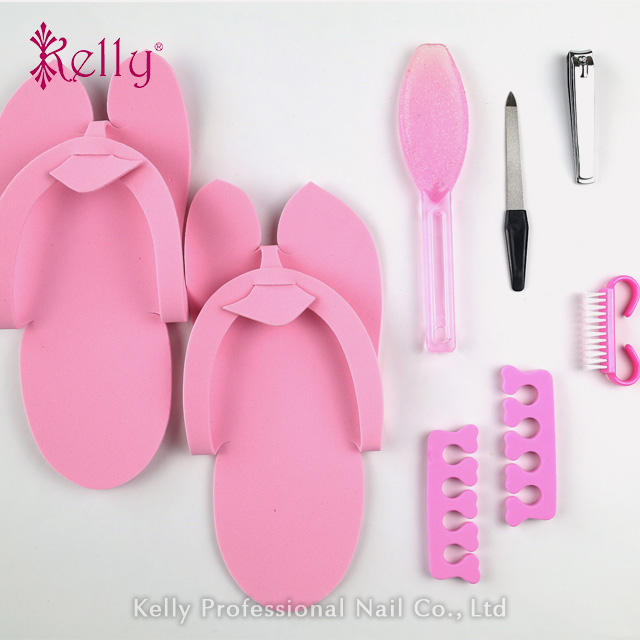 Disposable Pedicure Set Manicure and Pedicure Foot Care Kit Pedicure Manicure Tools