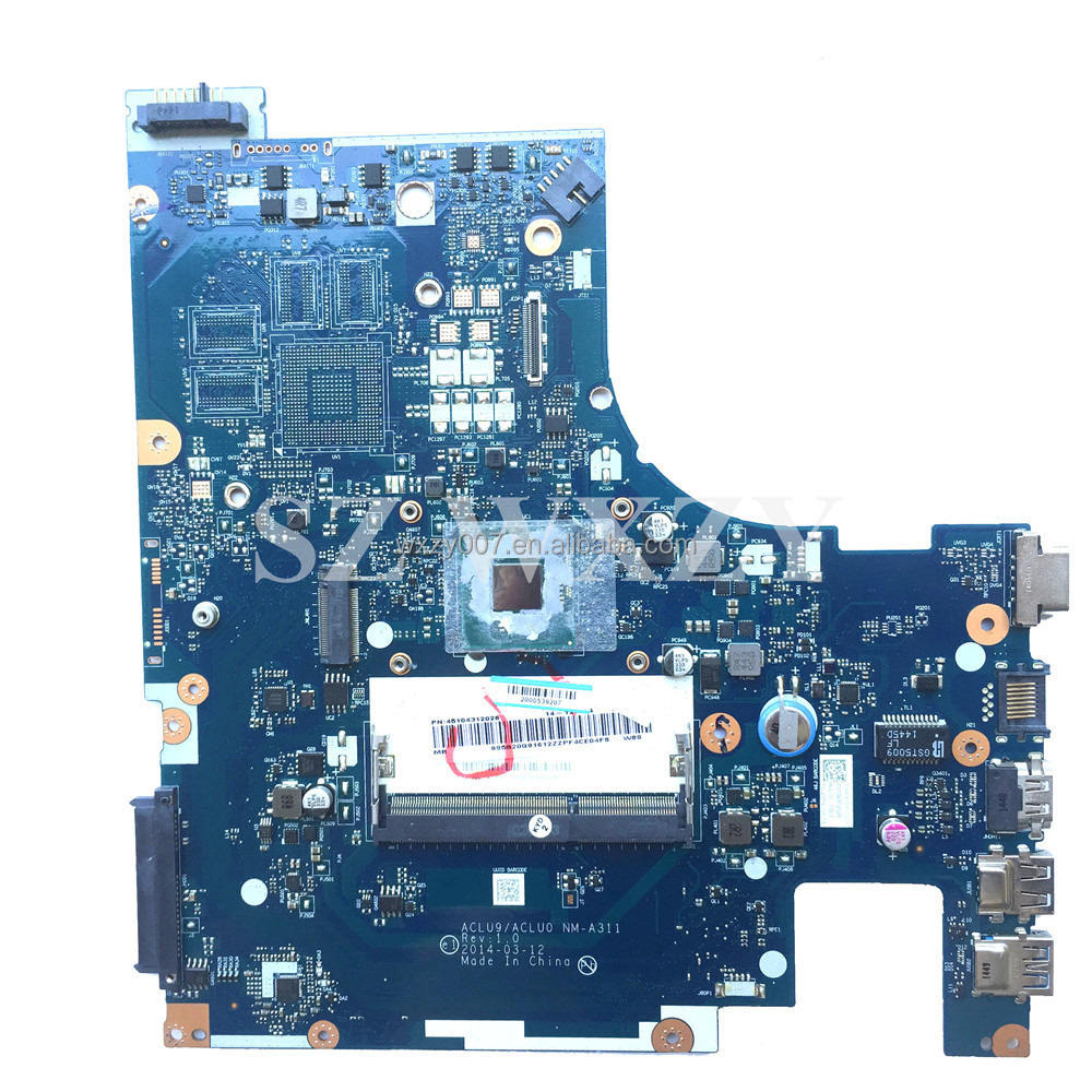 Original High Quality For Lenovo G50-30 Laptop Motherboard Intel NM-A311 With N2840 2.16GHz Processor DDR3 Mainboard