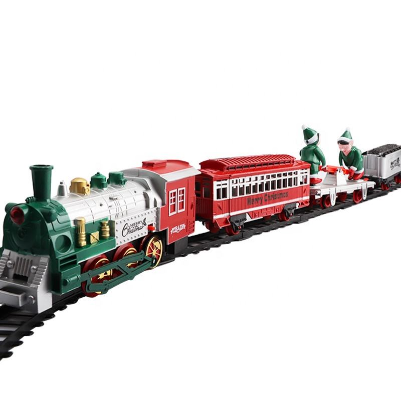 China wholesale toy train track custom vinyl plastic educational toy manufacturer