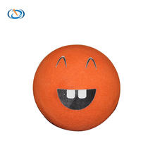 cleaning concrete pump pipe sponge ball