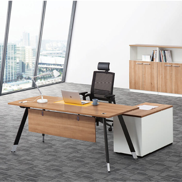 Modern Executive Desk Office Manager Table Design