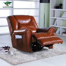 Custom Multifunction Single Recliner Sofa Arm Chair, Fabric Single Seater Recliner, Modern Single Seat Recliner