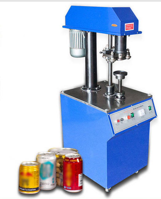 automatic stainless steel can seaming machine auto can sealer closer sealing machine