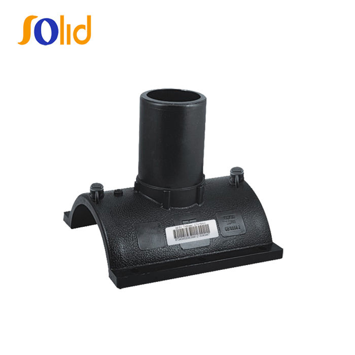 HDPE Electrofusion branch saddle hdpe pipe fitting