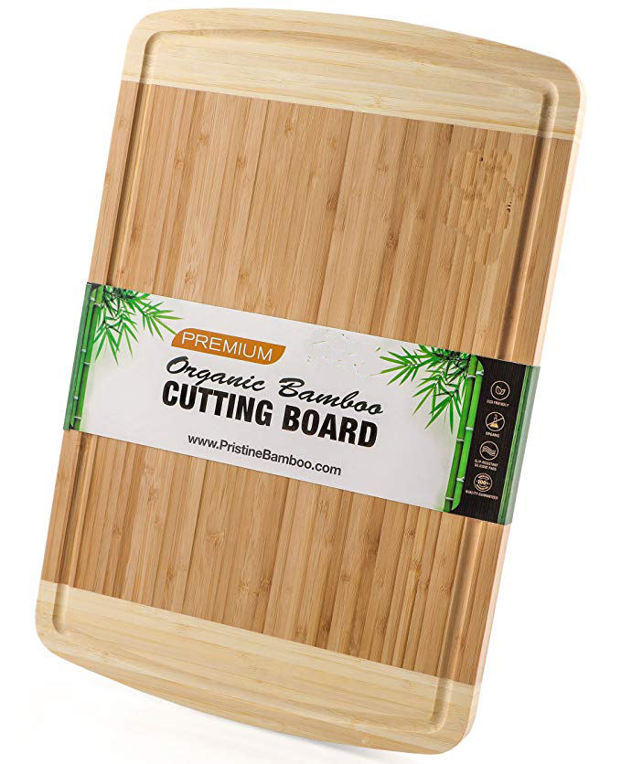 Kustom Eco Mini Wood Chopping Cutting Board