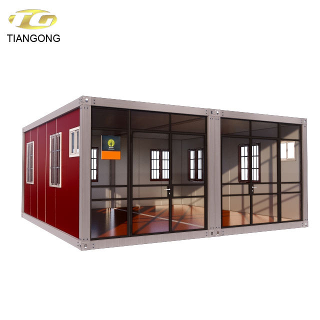 20ft 40ft Expandable Combined Container House Modular Office Modular