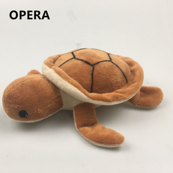 low price free samples new brown tortoise soft plush stuffed turtle toy