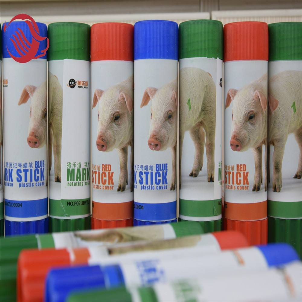 Veterinary large size marking crayon