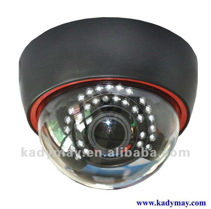 Lentille à focale variable 1/3 <span class=keywords><strong>ccd</strong></span> sony <span class=keywords><strong>effio</strong></span>- <span class=keywords><strong>p</strong></span> 700 tvl caméra analogique, infrarouge de vision nocturne caméra analogique