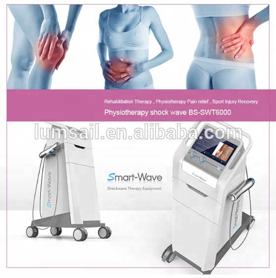 Foot care and muscle pain relief shockwave therapy machine price