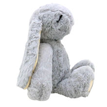 Soft Baby Comforter Long Eared Bunny Rabbit Plush Toy