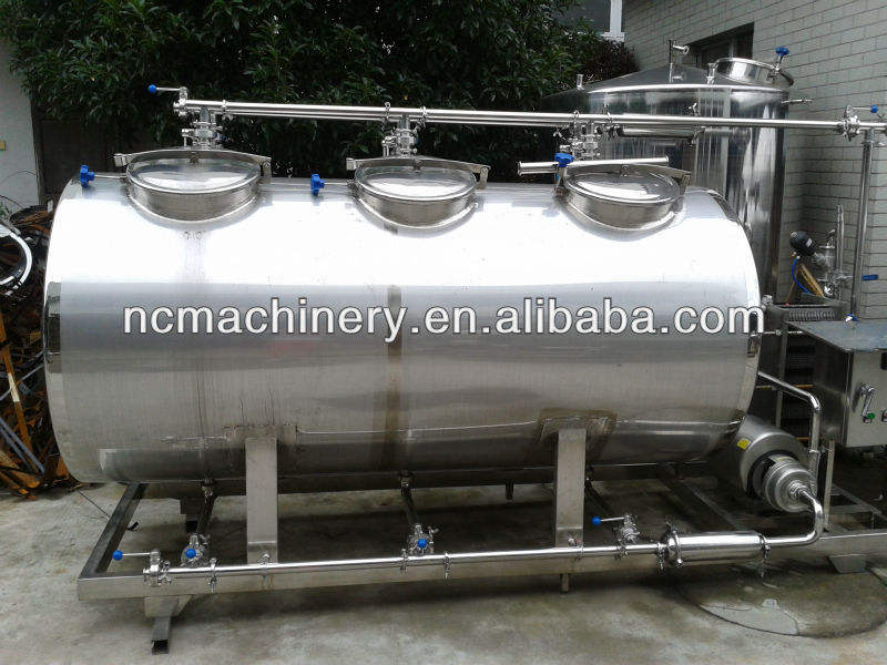 500L CIP equipment Cleaning System Stainless Steel Wash Equipment