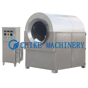 DCCZ 9-16 Commercial Electric Roaster Oven sesame seed roasting machine Roasting Equipment Oven Big Capacity