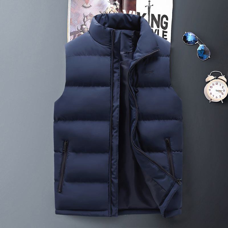 Well Designed Down Coat Light Weight Sleeves Coat for Men