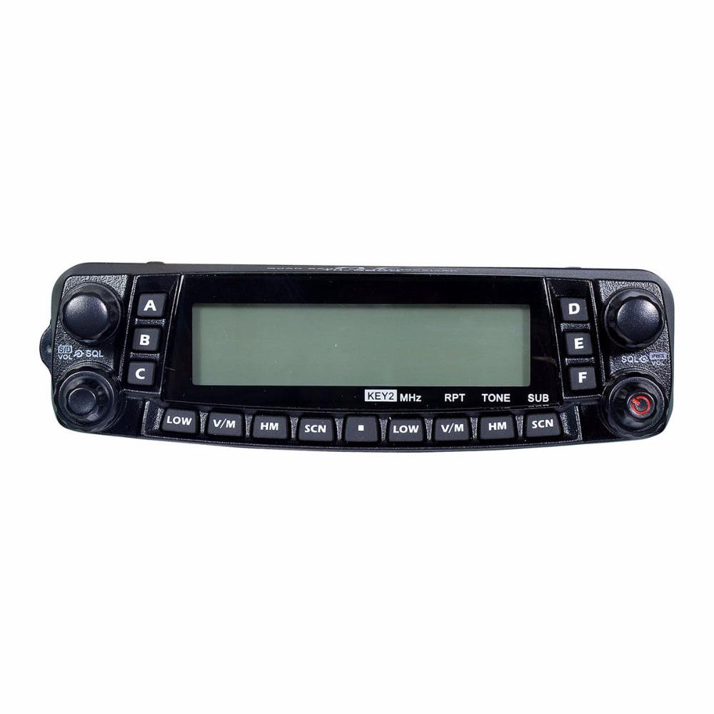 HYS TC-8900R 29//50//144//430 MHZ QUAD BAND TRANSCEIVER Mobile Car Radio USA SHIP