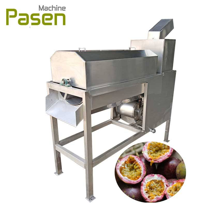 Passion extrait de jus de fruits machine | Extracteur De Jus | Passion fruits machine de traitement de jus