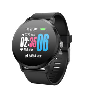 2019 Baru Smart Watch Heart Rate Tekanan Darah Monitor Kebugaran Smart Wrist Watch 2019 Versi Baru