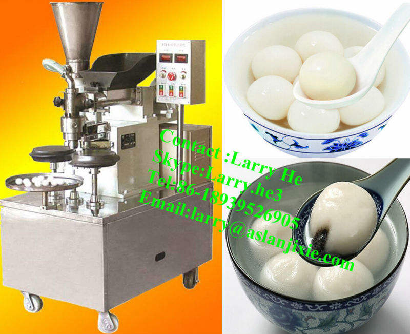 automatic sweet dumpling machine/rice glue balls making machine/electric tangyuan maker