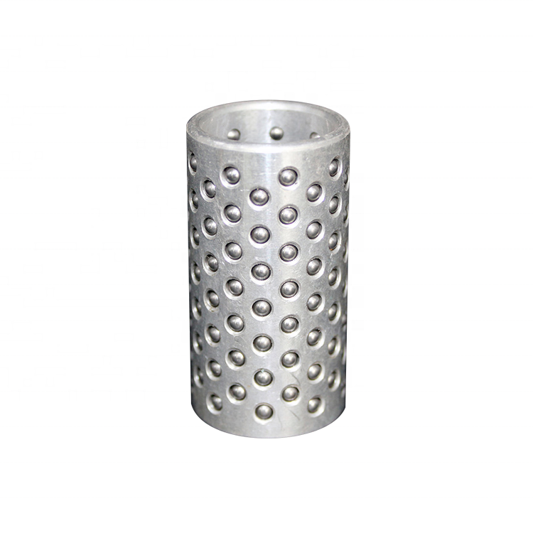 Cheaper price ball bearing plastic brass aluminum cage