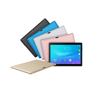 MTK6762 Tablet Mit 4GB/6GB RAM 2,4G/5G Dual Band Wifi 10 zoll Android 9,0 GMS Bestanden 2,5 D G + G HD Bildschirm Tablet Pc
